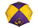 "NCAA East Carolina Pirates College Hybrid Windsheer 62"" Umbrella - Team Effort"