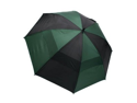 ProActive Wind Cheater Umbrella - Black/Forest