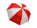 ProActive Wind Cheater Umbrella - Red/White