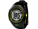 SkyCaddie Rangefinder Golf Watch - Black - (No Annual Fees Required!)