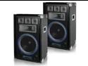 Technical Pro VRTX12 Passive DJ Speakers 2000 Watts New 2VRTX12
