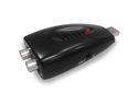 Technical Pro USB2RCA Digital to Analog Audio Signal Converter Analog / Digital