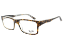 Ray Ban RB RX 5245 Havana Crystal 5082 Unisex Eyeglasses 52mm