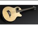 Warwick Rockbass Alien Standard Acoustic Electric Bass Guitar - Natural