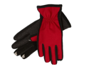 Isotoner Smart Touch 2.0 Womens Red Tech Gloves for Texting & I-Phones