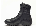 Belleville 960z Tactical Research Khyber Lightweight Black Side-Zip Boot  13