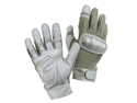 Rothco 3464 Cut Resistant Hard Knuckle Foliage GreenTactical Glove- Large