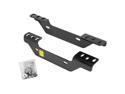 50066 Reese Fifth Wheel Custom Quick Install Brackets Silverado Sierra 2011-2013
