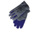 Tillman 1584 Polar Fleece w/ColdBlock Lining Leather Palm Winter Gloves, X-Large