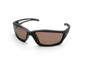 Edge TSK215 Wolf Peak Kazbek Polarized Driving SunGlasses, Black/Copper Lens