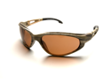 Edge TSM215CF Wolf Peak Dakura Polarized Driving Glasses, Camo/Copper Lens