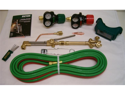 Victor Journeyman II Torch Kit Set with Edge Regulators 0384-2041