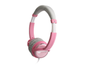 Noisehush NX26 Baby Pink Handsfree 3.5mm Stereo Headset for iPhone Samsung Motorola HTC LG Sony smart phones
