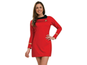 Adult Red Classic Star Trek Dress Costume Rubies 889061