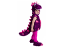 Infant Baby Girls Purple Dragon Halloween Costume