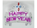 Holiday New Year Party Silver Princess Tiara