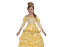 Kids Belle Princess Gown Girls Beauty Beast Halloween Costume