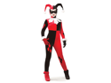 Gotham Girls Harley Quinn - Adult Extra Small Teen Costume