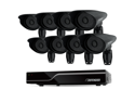 Defender PRO Sentinel 16CH H.264 1TB Security DVR w/ 8 Hi-res Outdoor Surveillance Cameras and Smart Phone Compatibility