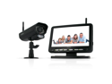 "Defender Digital Wireless DVR Security System with 7"" LCD Monitor and Night Vision Camera"