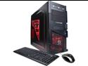 CYBERPOWERPC GUA250 CYBERPOWERPC GAMER ULTRA GUA250 W/ AMD FX-4100 CPU, 8GB DDR3, NVIDIA GT520, 1TB