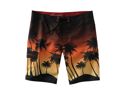 Aeropostale mens palm tree board swim shorts - 29
