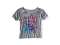 Aeropostale womens graphic summerfest dolman tee t shirt - 052 - M