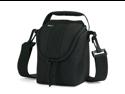 Lowepro LP36214-0AM Black Adventura Ultra Zoom 100 Shoulder Bag