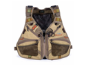 Fishpond Marabou Fly Fishing Lightweight Vest Silt