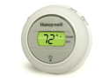 Honeywell Digital Round Non-Programmable 1 Heat/1 Cool Thermostat
