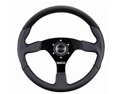 Sparco Lap 5 Black Steering Wheel