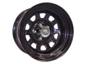 Pro Comp Rock Crawler Series 51 Black Powder Wheel