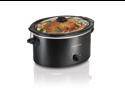Hamilton Beach 33256 5-Quart Portable Oval Slow Cooker
