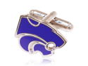 Kansas State Wildcats Cufflinks