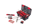 53PC HOUSEHOLD TOOL KIT/BOX-DT-9773