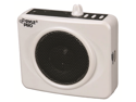 Pyle Waistband USB PA Amplifier with Microphone White - PWMA60UW