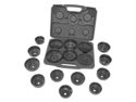 HD End Cap Wrench Set, 17pc.