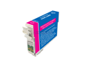 Merax Remanufactured Standard Yield Pigment Magenta Inkjet Cartridge by Epson T125320 (T125)