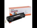 Merax Premium Compatible High Yield Black Toner Cartridge for HP CE285A