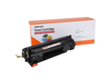 Merax Premium Compatible Black Toner Cartridge for HP CB435A (HP 35A, CB 435, HP35A, HP 35, HP35)