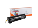 Merax Premium Compatible High Yield Black Toner for Canon Cartridge 128