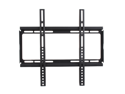 "Merax Slim Fix TV Wall Mount Bracket for 26""-55"" Plasma, LED, LCD TV Flat Panel Screen, VESA 400X400, Max Weight Capacity 110Lbs. (M-05332)"