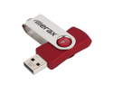 Merax 4GB USB 2.0 Flash Drive, Red, Retail, 3-Pack