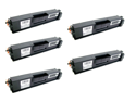 Cisinks ® 5 Pack Black Remanufactured Brother TN315 TN315BK TN-315BK Laser Toner Cartridge For HL-4150CN HL-4570 CDW HL-4570 CDWT MFC-9460 CDN MFC-9560 CDW MFC-9970 CDW