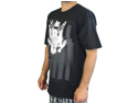 "DC Shoes Men's ""Armada"" T-Shirt Black Y5620406-BLK-L"