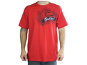 "Quiksilver Men's ""Ready For More-MT4"" Red Slim Fit T-Shirt QSYT4HL2-RED-L"