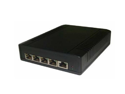 Tycon Power TP-SW5G-24 - 5 Port 802.3af POE Gigabit 10-36VDC Input Switch
