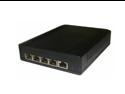 Tycon Power TP-SW5G 5 - 5 Port High Power  POE Gigabit Switch with power supply