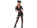 Delicious  Playboy Officer Bunny Adult Costume - 19610