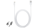8 Pin to USB 6 ft Data Cable Charger for iPhone 5 iPod Touch 5th Nano 7th